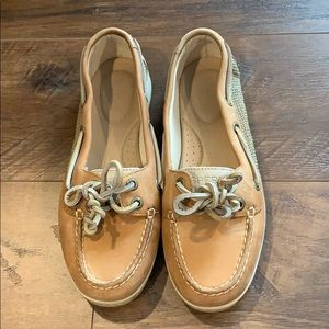 Sperry shoes!